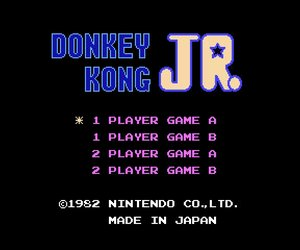 Donkey Kong Jr. Videos