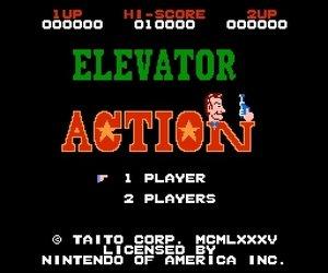 Elevator Action Screenshots