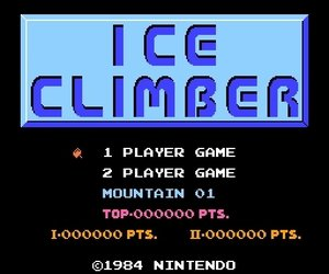Ice Climber Screenshots