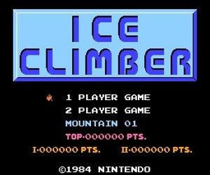 Ice Climber Screenshots