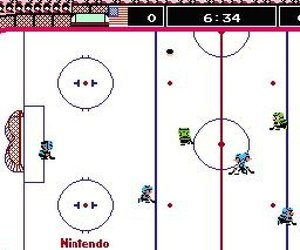 Ice Hockey Screenshots