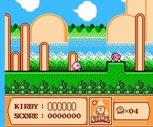 Kirby's Adventure Screenshots
