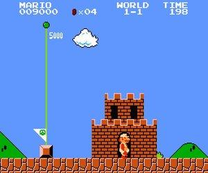 Super Mario Bros. Screenshots