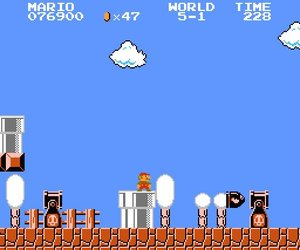 Super Mario Bros. Files