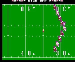 Tecmo Bowl Screenshots