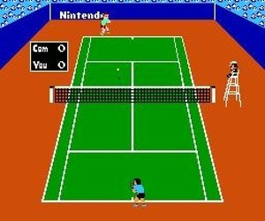 Tennis Screenshots