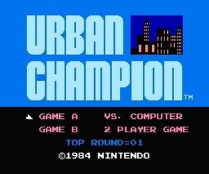 Urban Champion Screenshots