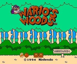 Wario's Woods Screenshots