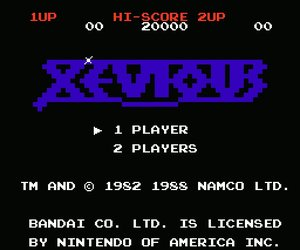 Xevious Chat