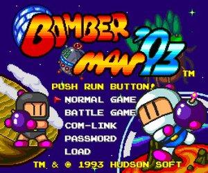 Bomberman '93 Chat