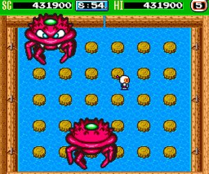 Bomberman '93 Screenshots