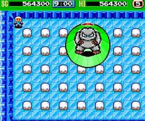 Bomberman '93 Screenshots