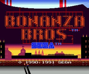 Bonanza Bros. Videos