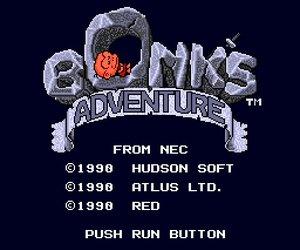 Bonk's Adventure Chat