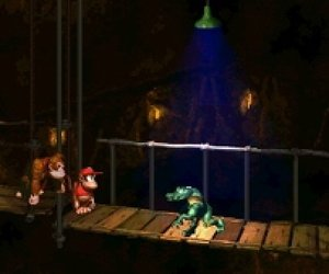 Donkey Kong Country Screenshots