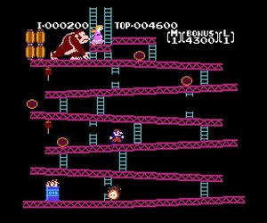 Donkey Kong Files