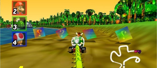 Mario Kart 64 News