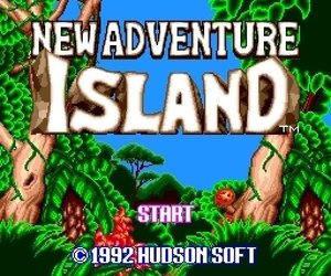 New Adventure Island Files