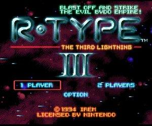R-Type III: The Third Lightning Videos