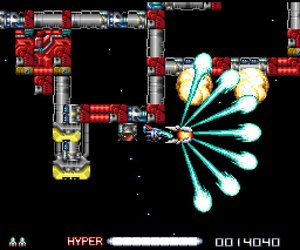 R-Type III: The Third Lightning Screenshots