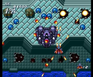 Soldier Blade Screenshots