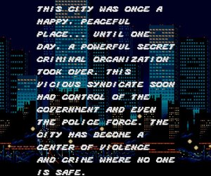 Streets of Rage Files