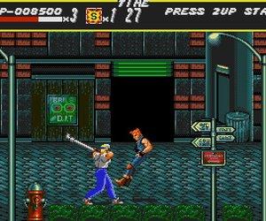 Streets of Rage Screenshots