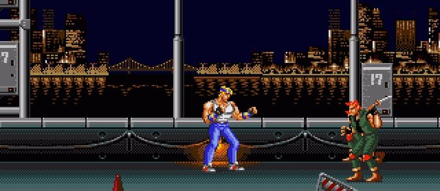 Streets of Rage News
