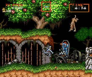 Super Ghouls 'n Ghosts Screenshots