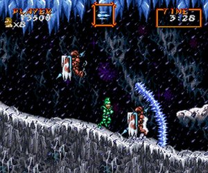 Super Ghouls 'n Ghosts Screenshots