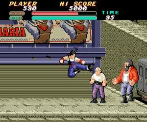 Vigilante Screenshots
