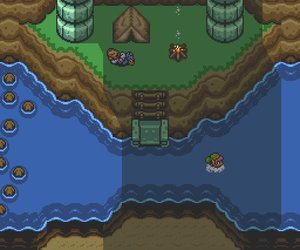 The Legend of Zelda: A Link to the Past Files