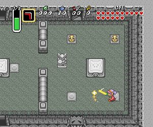 The Legend of Zelda: A Link to the Past Chat