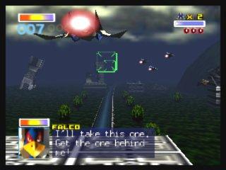 Star Fox 64 Screenshots
