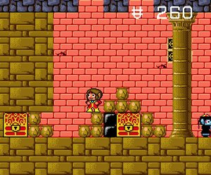 Alex Kidd in the Enchanted Castle Files