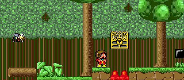 Alex Kidd in the Enchanted Castle News
