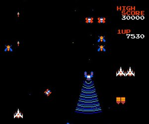 Galaga Chat