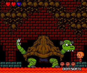 Bonk's Revenge Screenshots