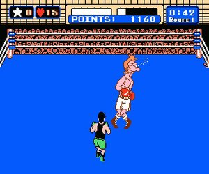 Punch-Out!! Featuring Mr. Dream Screenshots