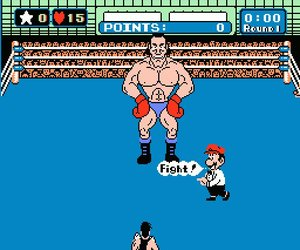 Punch-Out!! Featuring Mr. Dream Chat
