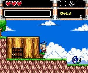 Wonder Boy in Monster World Chat