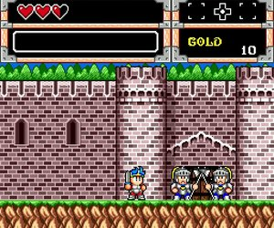 Wonder Boy in Monster World Screenshots