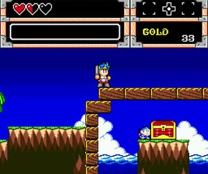 Wonder Boy in Monster World Files