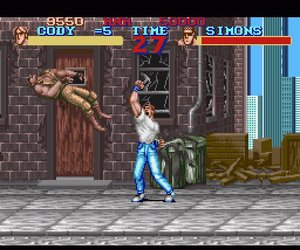 Final Fight Files