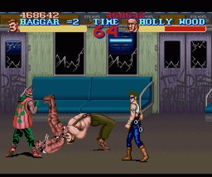 Final Fight Screenshots