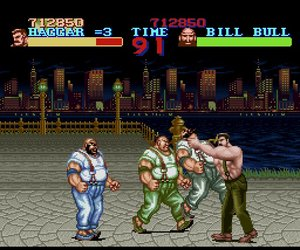 Final Fight Chat