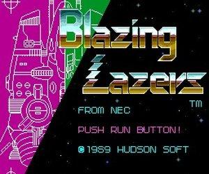 Blazing Lazers Chat