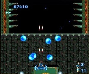 Blazing Lazers Screenshots
