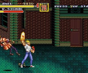 Streets of Rage 2 Chat