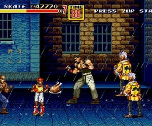 Streets of Rage 2 Videos